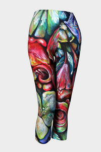 In Living Colour Capris x NK Design - Secret Lives...
