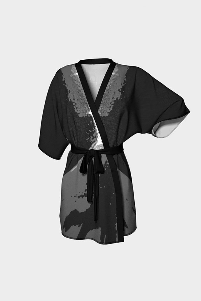 Throwback To Footwork Kimono - Secret Lives...