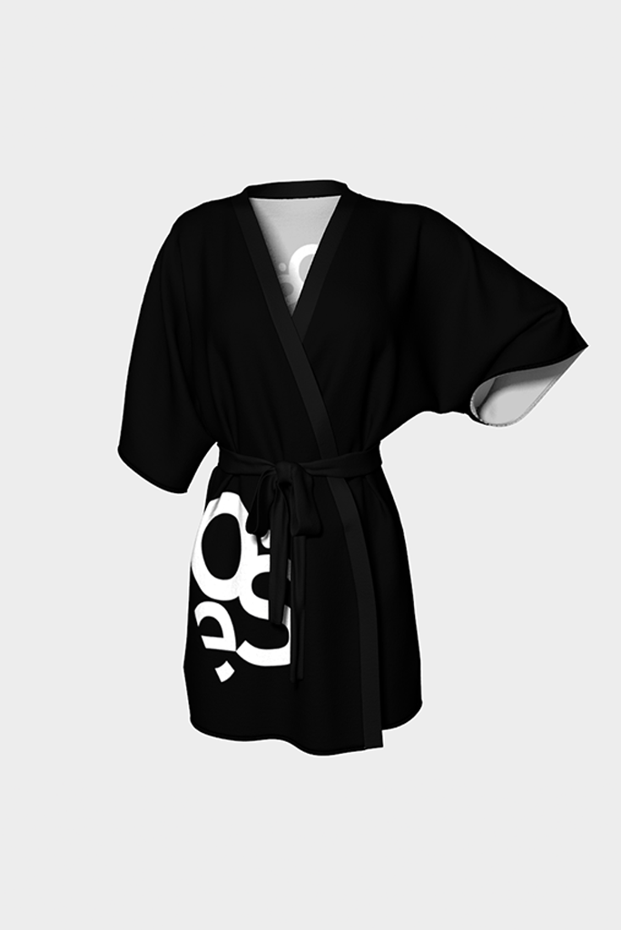 On Edge Society Kimono - Secret Lives...