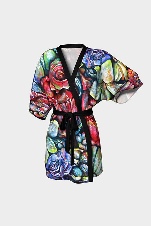 In Living Colour Kimono - Secret Lives...