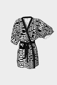 My House Kimono - Secret Lives...