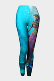 Be A Mermaid Leggings - Secret Lives...