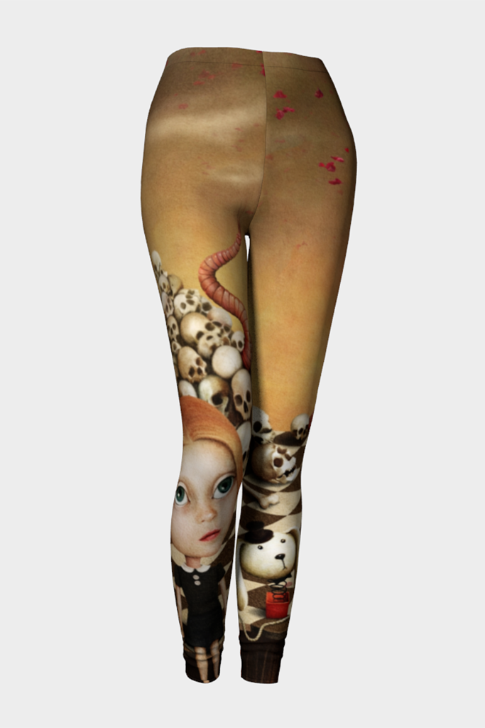 Crazy Alice Leggings - Secret Lives...