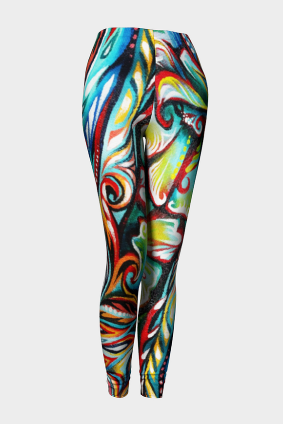 In The Deep Leggings x NK Design - Secret Lives...