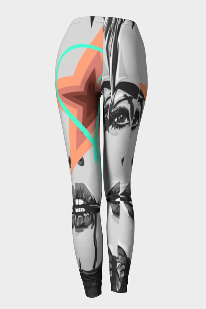 Lana Del Rey Leggings - Secret Lives...