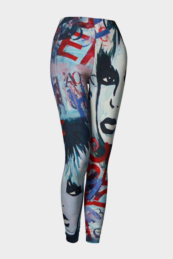 Bridget Bardot Leggings x JessGo - Secret Lives...