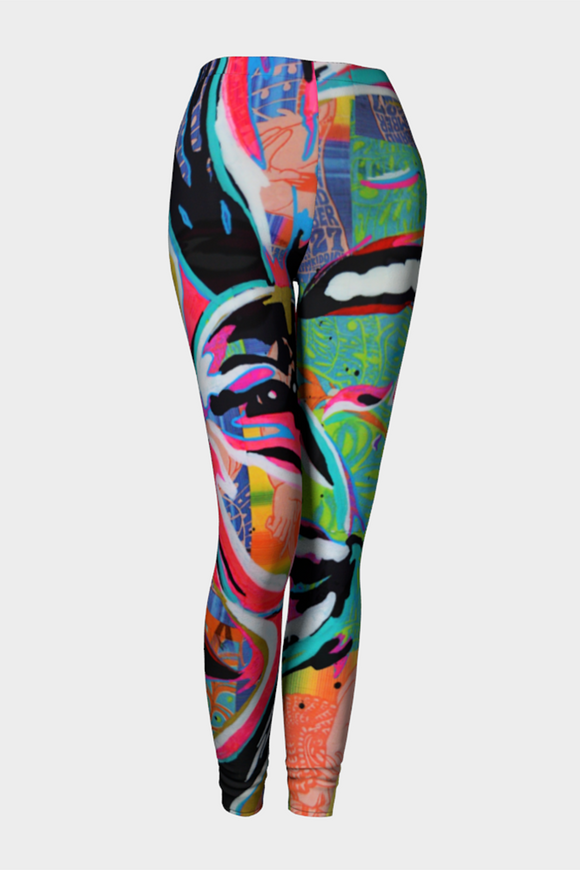 Janice Joplin Leggings x JessGo - Secret Lives...
