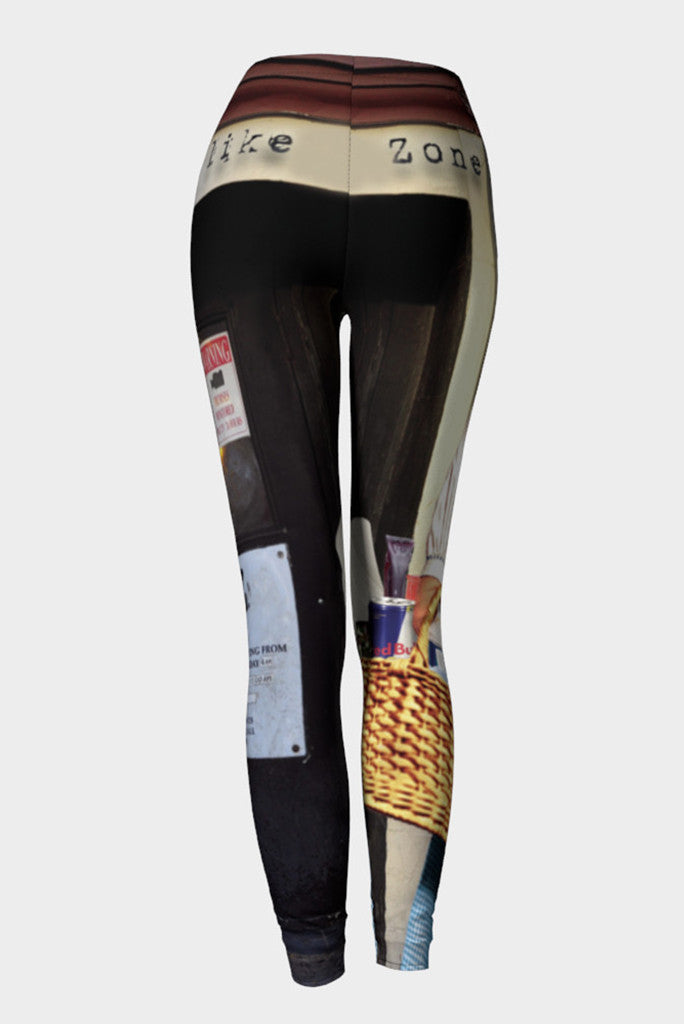 No Place Like Zone Leggings - Secret Lives...