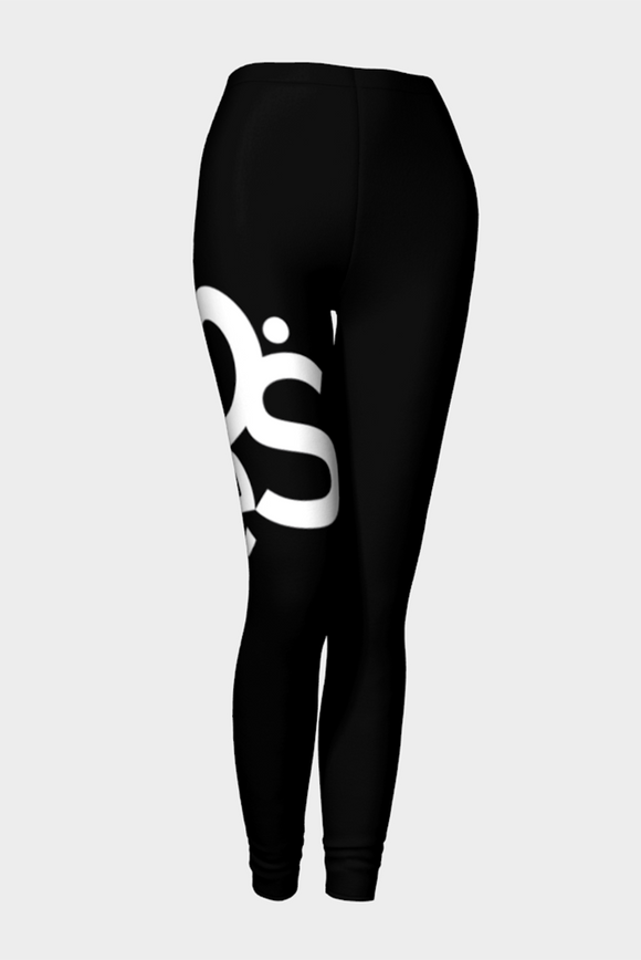 On Edge Society Leggings - Secret Lives...