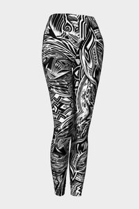 Reflections Leggings - Secret Lives...