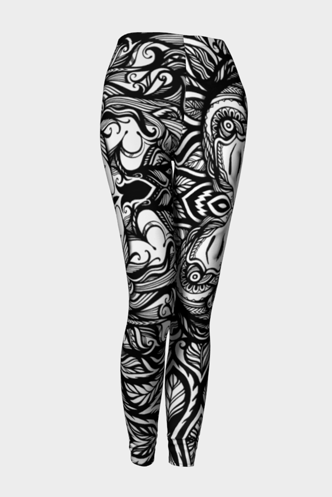 Law Of Attraction Leggings - Secret Lives...