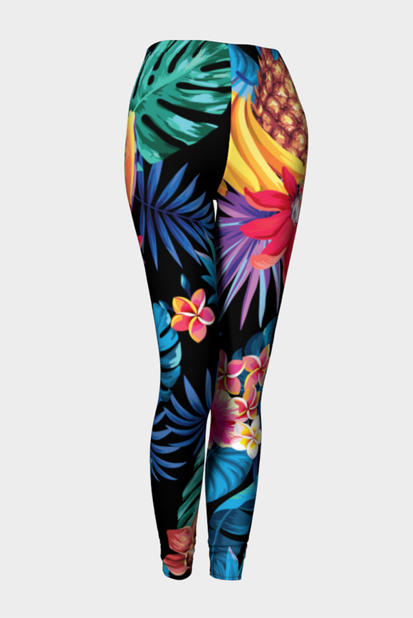 Tropical Dreams Leggings - Secret Lives...
