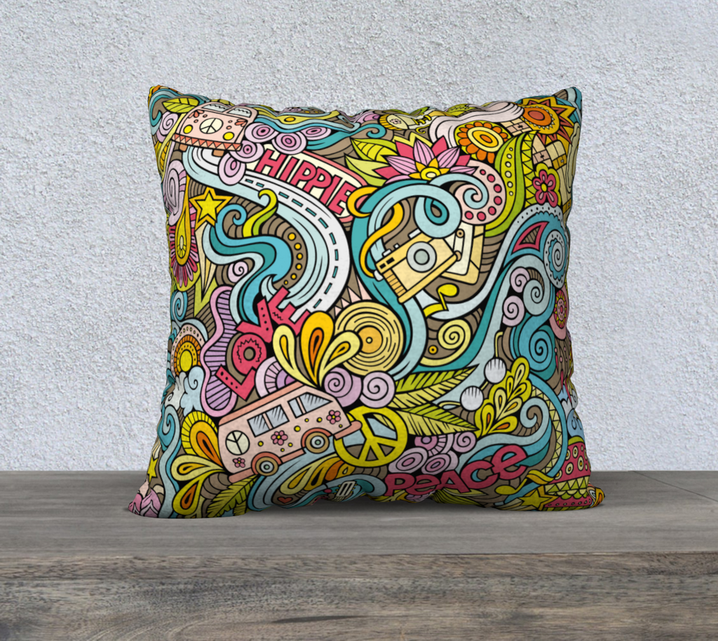 Groove Me Throw Pillow Cases - Secret Lives...
