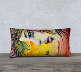 Landed Throw Pillow Cases - Secret Lives...