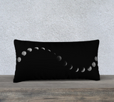 Just A Phase Throw Pillow Cases - Secret Lives...