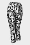 My House Yoga Capris - Secret Lives...