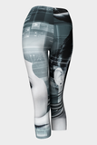 Futura Yoga Capris - Secret Lives...