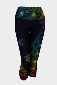 Chakra To Me Yoga Capris - Secret Lives...