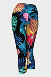 Tropical Dreams Yoga Capris - Secret Lives...