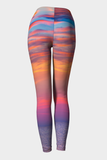 When The Sun Goes Down Yoga Leggings - Secret Lives...