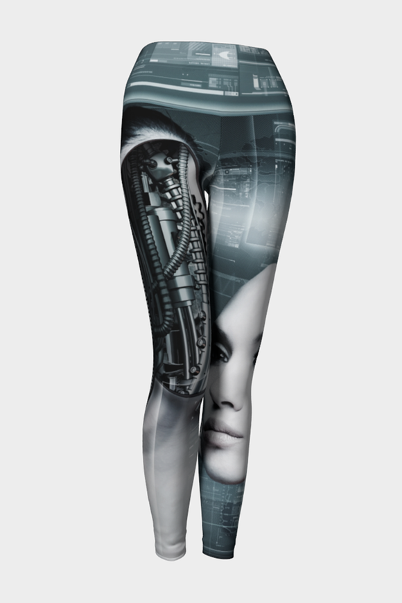 Futura Yoga Leggings - Secret Lives...