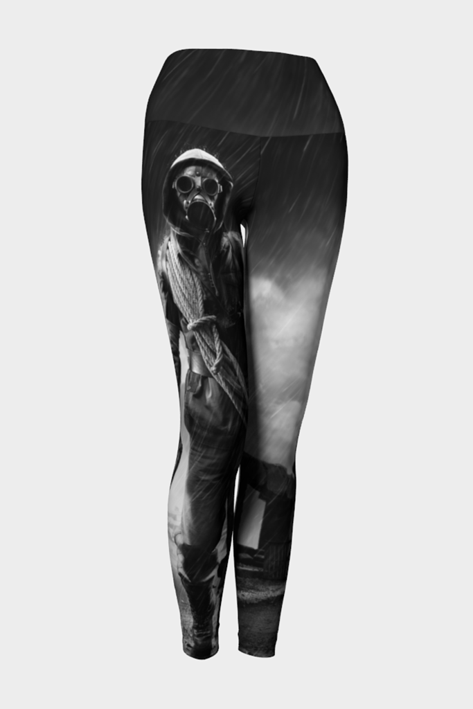 Doomsday Yoga Leggings - Secret Lives...