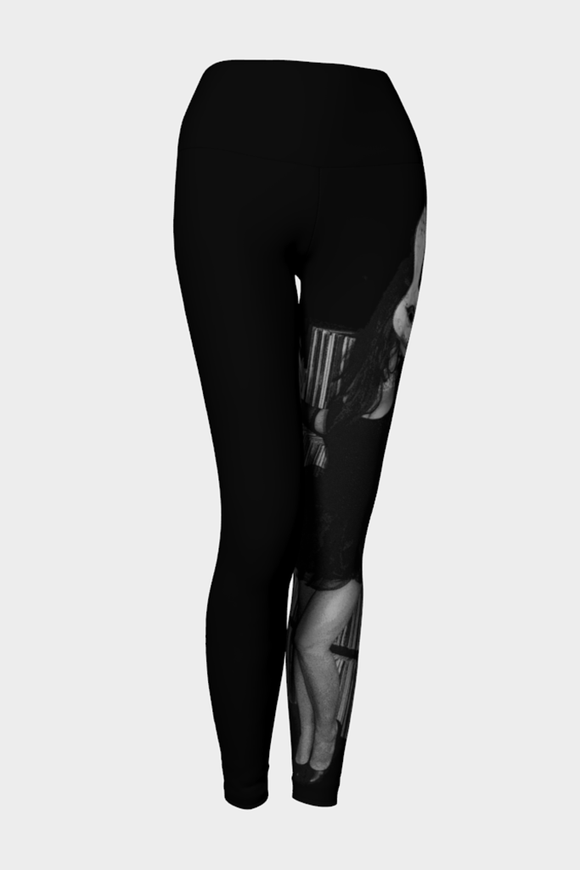After Party Yoga Leggings - Secret Lives...