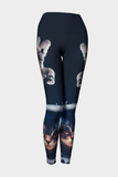 Galactic Kitty Yoga Leggings - Secret Lives...