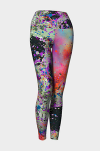 Rebirth Yoga Leggings - Secret Lives...