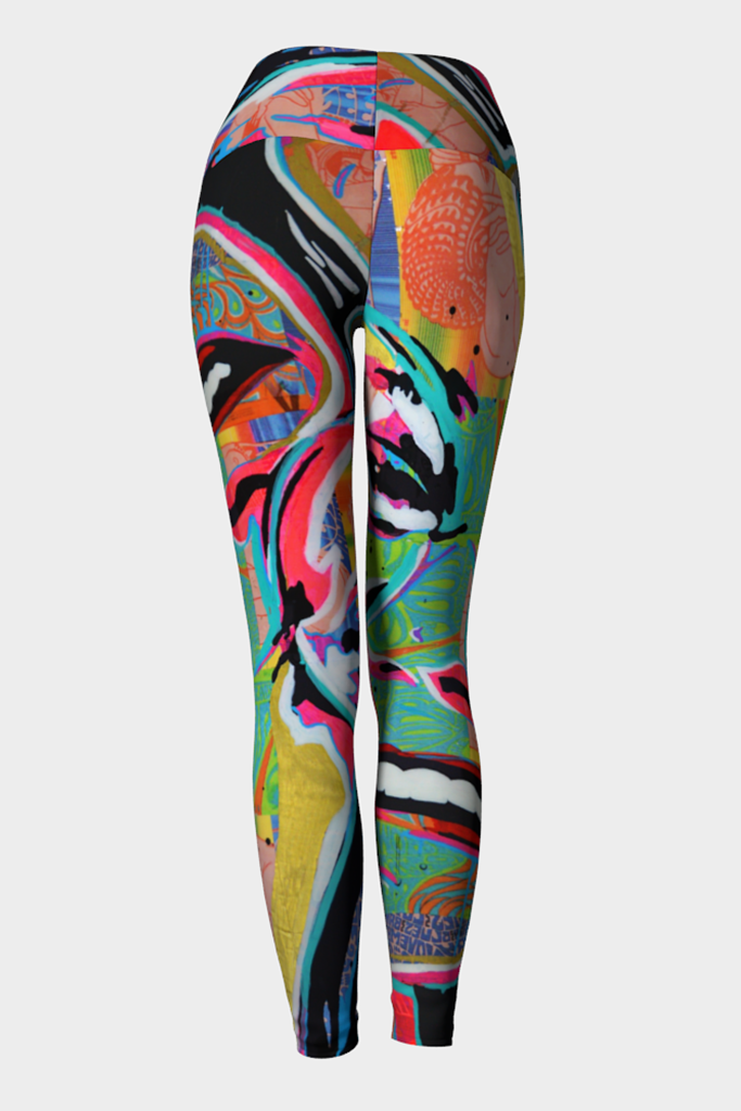 Janice Yoga Leggings - Secret Lives...