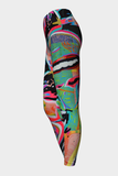 Janice Joplin Yoga Leggings - Secret Lives...