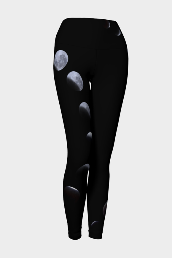 Just A Phase Yoga Leggings - Secret Lives...