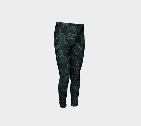 Poison Ivy Youth Leggings - Secret Lives...