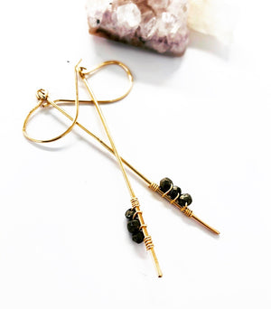 Kerrigan Stick Earrings