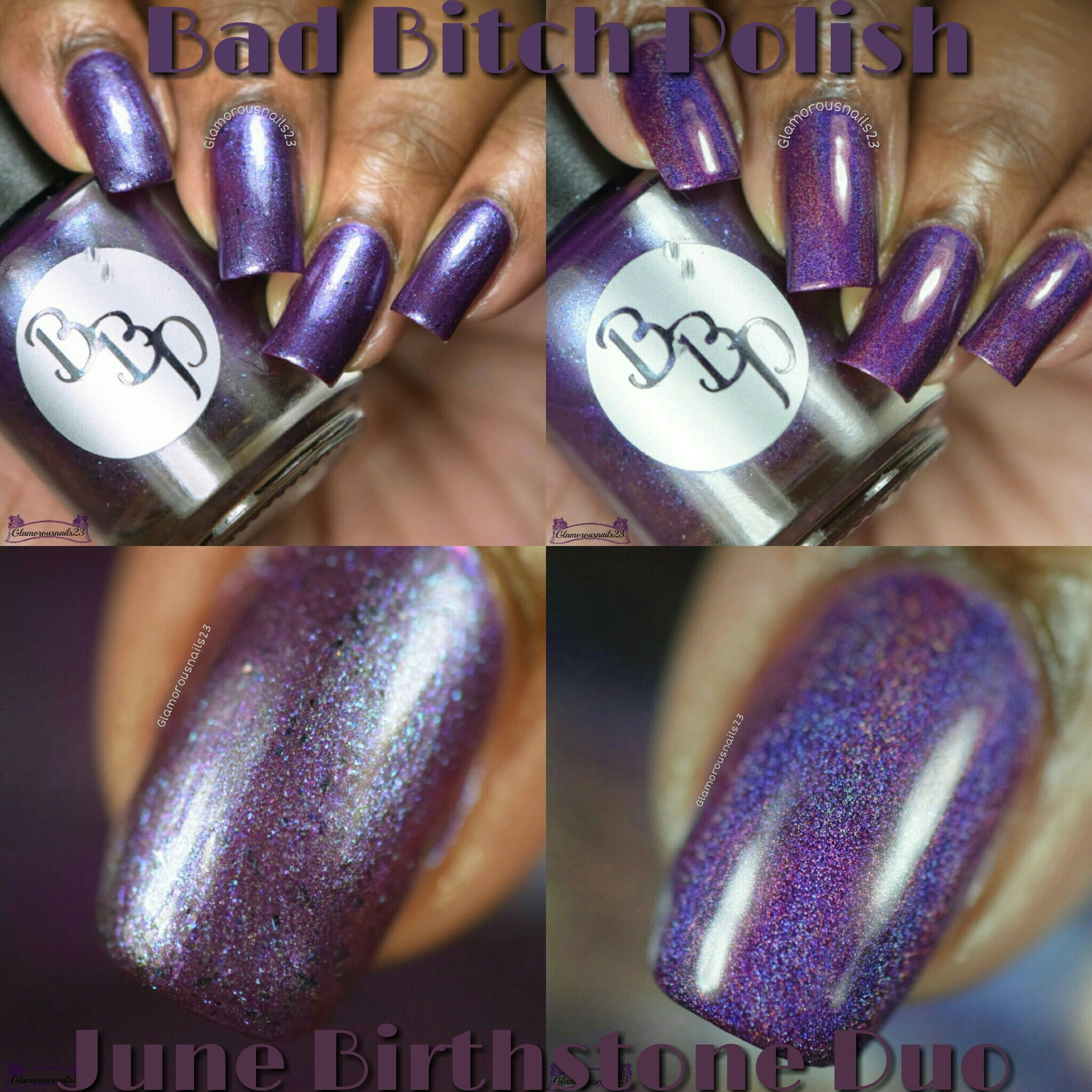 June Birthstone Duo