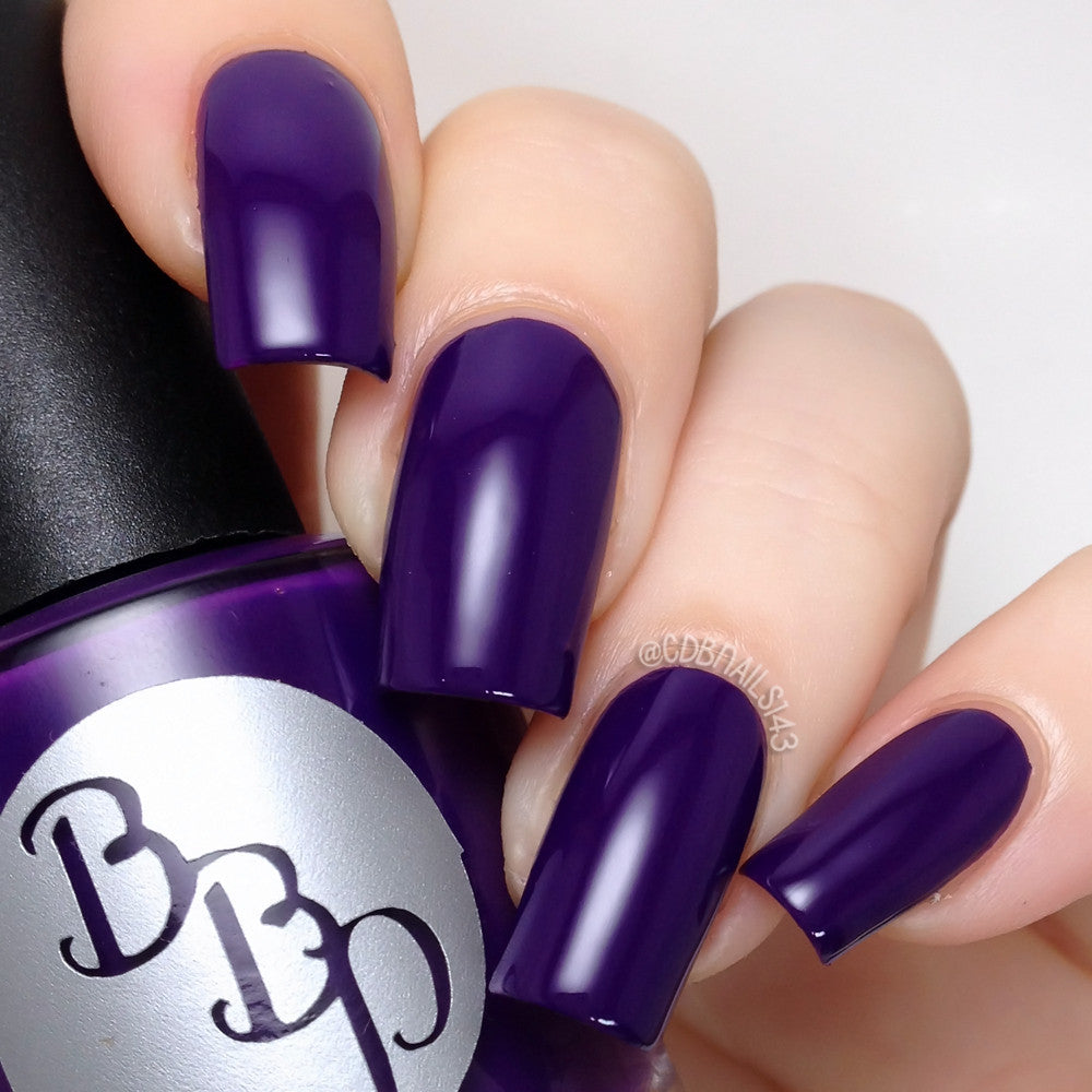 Vegan indie cruelty free nail polish by Bad Bitch Polish
