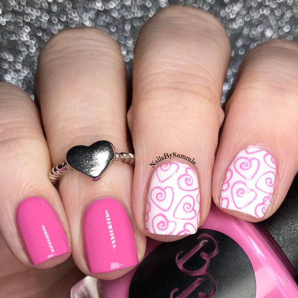 Valentine's Day Nail Polish