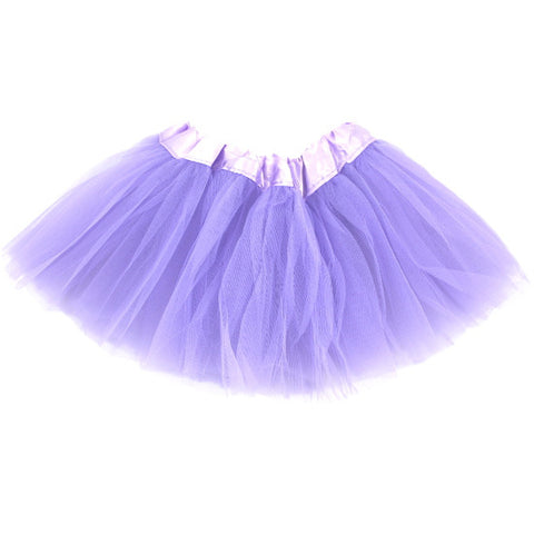 Baby Girl Newborn Tutus in 6 Different Colors (Fits 0-6 Months)