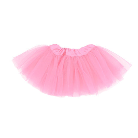 Baby Girl Toddler Tutus in 7 Different Color Solids (Fits 6 to 36 Months)