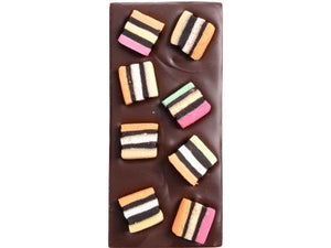 Chocolate Lolly Blocks
