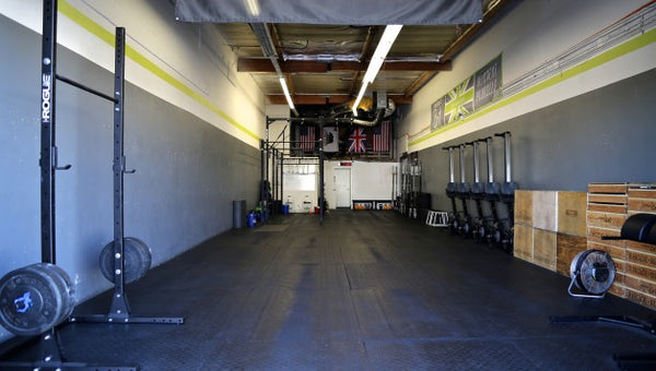 Box Spotlight: CrossFit Brit – Irvine, CA