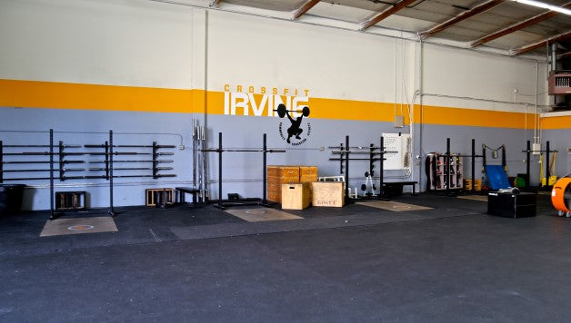 Box Spotlight: CrossFit Irvine – Irvine, California