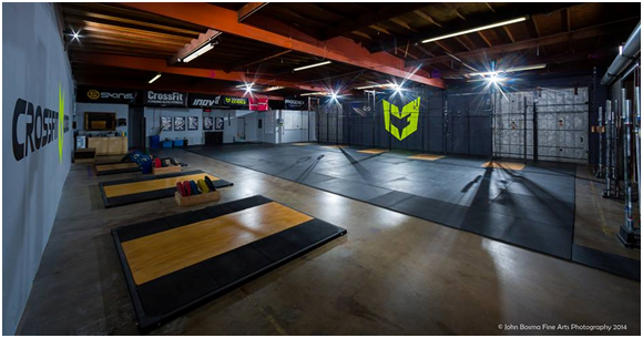 Box Spotlight: CrossFit Code 3 – Gardena, California