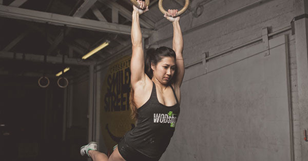 Charis Chan and Her 15.3 CrossFit Open Strategy