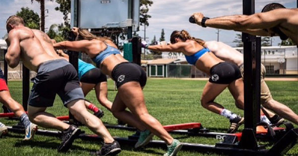 CrossFit is Not Your Average Sport