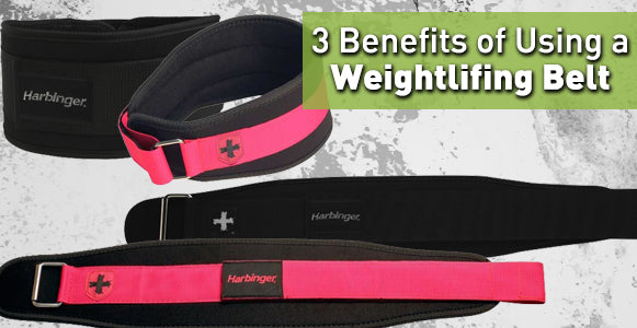 3 Benefits of Using a Weightlifting Belt