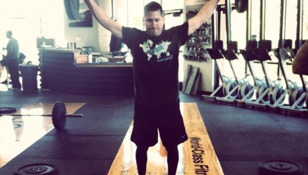 Interview with Chris Glaspell from CrossFit Anywhere
