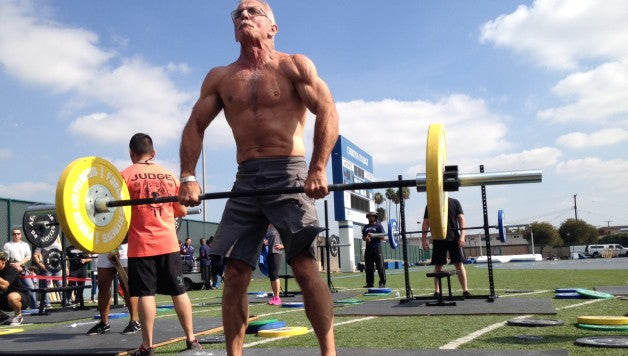 How I Started CrossFit as a Masters Athlete