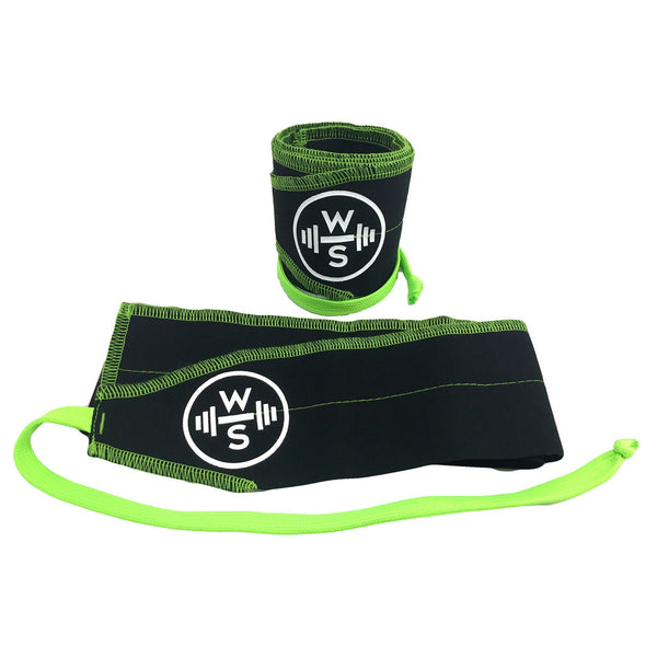 WODshop Wrist Strength Wraps