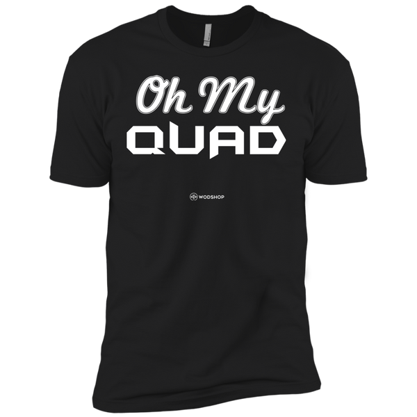 Oh My Quad Men's T-Shirt